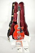 2020 Gretsch G6131t Playerand039s Edition Jet Ft With Bigsby Electric Guitar W/ohsc
