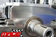Billet Steel Main Caps With Girdle For Ford Territory Sy Barra 245t Turbo 4.0 I6