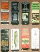 Vintage Matchbook Lot Collection In Book Hotels Restaurants Usa 84 And 2 Large