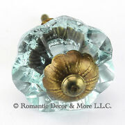 Glass Knobs And Pulls, Cabinet Door Handle Or Drawer Pull Hardware K187set/4
