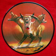 The Rods Picture Disc Record  7 - You Keep Me Hanging On