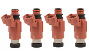 Set4 Fuel Injectors Fit Yamaha Outboard 115 Hp Marine Engine Cdh210 2000 Up