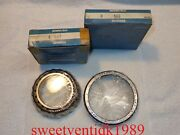 And039nosand039 Bca / Bower Bearing 567 + Cup 563....made In Usa
