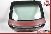 02-05 Mercedes W203 C230 Coupe Rear Trunk Lid Hatch Shell Glass Assembly Oem