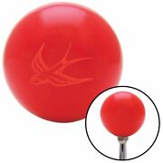 Red Swallow Red Shift Knob Usa Shifter Auto Manual Custom Brody Stick Speed Jdm