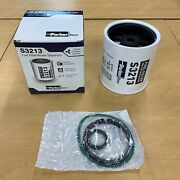 Racor S3213 Element Fuel Filter Boat Parts Spin On W/ Gaskets Oem Outboard New