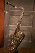 Selmer Ts400 Bb Tenor Sax W/case And Mouthpiece - Lightly Used