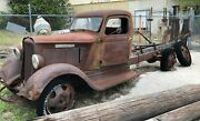 1930s Dodge Brothers Truck Including Motor And Transmission