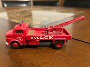 Lego Ho Scale Vintage Classic 1960's Mercedes Tow Truck Extremely Rare