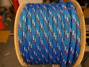 3/ 4 Polyester Double Braid Rope 600 Feet Make America Great Againf