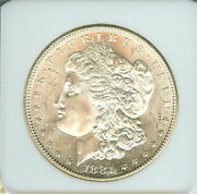 1881 S Morgan Silver Dollar Appears A Nice Gem++ ...............////////////////