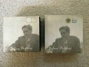 2014 Alderney Dylan Thomas Gold And Silver Proof Coins - Royal Mint