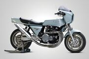 Made To Order Z1 Kz1000mk2 Z1r 4-1 Titanium Exhaust System By K-factory Japan