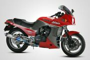 Made To Order Gpz900r 4-2-1 Titanium Exhaust System By K-factory Japan