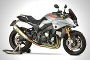 Made To Order Katana 4-1 Titanium Exhaust System By K-factory Japan