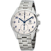 Tag Heuer Carrera Automatic Movement Silver Dial Menand039s Watch Cas2111ba0730