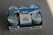 Nos Mustang 69-70 Oil Change 6 Pack 5 Qts 20/50 Steel Cans Q State Racingandfl-1