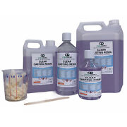 Casting Resin Water Clear Kit Polyester -500g 1kg 2kg And 5kg