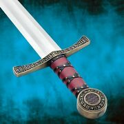 Sword Of St Kasylda With Scabbard And Belt Xii - Xiii Ws501433