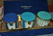 Jo Malone Decorated Candle Collection / Ceramic Tops Hard To Find