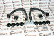 Spc Adjustable Front Control Arm Pair For 2004-2015 Nissan Armada Rwd 4wd