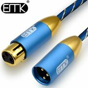 Xlr Cable Microphone Audio Sound Cannon Cable Xlr Male To Female Extension