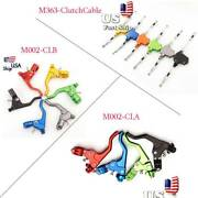 Usa Ship Motorbike Stunt Clutch Pull Cable Lever Replacement Easy System A Type