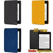 [official Fabric Cover Set] All-new Kindle Paperwhite 4 2018 10th Gen