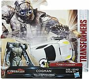 Transformers The Last Knight 1-step Turbo Changer Cogman