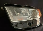 2015-2019 Ford Edge -oem- -used- Left Drivers Side Halogen Head Lamp Assembly