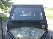 Honda Pioneer 500 Glass Tip Out Windshield