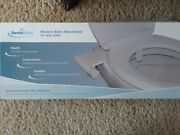 New Geniebidet Rear And Feminine Ultra Thin Toilet Attachment With Self Cleaning