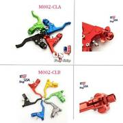 Short Stunt Clutch Lever Cable Performance Easy Pull Perch Left Lever Types