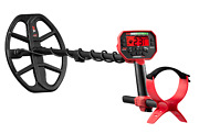 Minelab Vanquish 540 Pro-pack-8 And 12 Coils, Wireless Headphones And Batteries