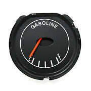 67-68 Ford Mustang Gasoline Gauge Round Instrument Cluster Gas Fuel Level Shelby