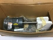 New Baldor 35l276-86g1 Three Phase Motor 56cz 3/4 Dp 208-230/460 V 1725 Rpm