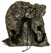 Extra Large Wetlands Camouflage Camo Waterfowling Duck And Goose Hunting Decoy Bag
