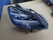 12 13 14 Mercedes Cls550 Complete Oem Right Headlight Led W/o Night Vision