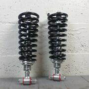 Front Coil Over Shocks 78-88 Gm A/g Body Small Block 500 Lb Conversion Sb Ls1