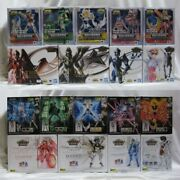 Saint Cloth Myth Initial Bronze Revival 1 Army + 15th + Other All 16 Set Jp