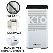 Kinetico K10 Direct Flow 600gpd Low Rejection Reverse Osmosis Under Sink Water F