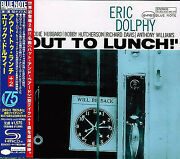 Eric Dolphy Out To Lunch Japan Cd Shm Tycj-81013 2013 New