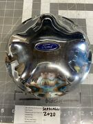 Ford Expedition F150 Truck Chrome Center Cap Xl34-1a096-ea Hubcap Cover Yl34 Oem