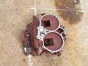 1958 Johnson 35 Hp Sea Horse Rde 19-c Front Side Engine Casing