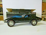Jim Beam Black 1968 Corvette Decanter Only 160 Made None Ever Filled
