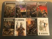 Alternative Comic Lot Todd Ugliest Kid On Earth 1-8 Image Nm Bagged Boarded