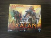 Collectible Magic The Gathering Rivals Of Ixalan Bundle Never Opened In Plastic