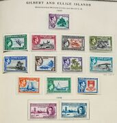 Great Britain British Europe And Oceania Stamp Collection Pre-1960