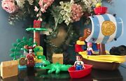 Jake And The Neverland Pirates From Disney Jr. Lego Set