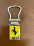 Rare Vintage Ferrari Keychain 1960and039s -1970and039s - Special - Good Deal